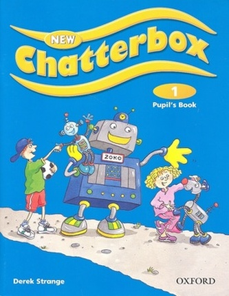 New Chatterbox 1 Pupil's Book