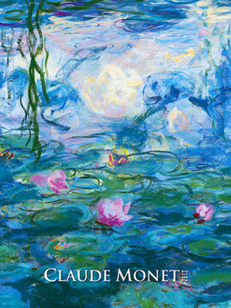 Claude Monet - nástěnný kalendář 2012