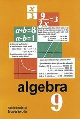 Algebra 9 učebnice