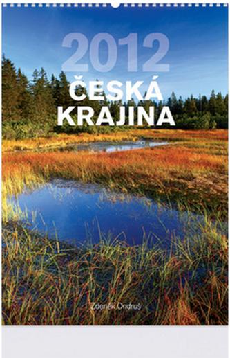 Česká krajina 2012 - nástěnný kalendář