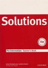 Maturita Solutions pre-intermediate Teacher's Book