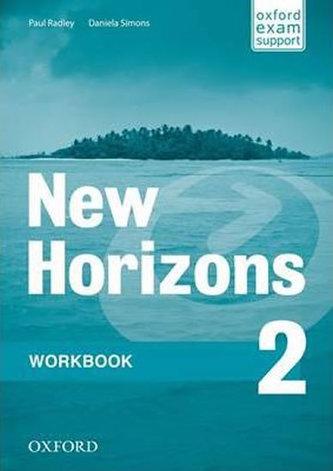 New Horizons 2 Workbook