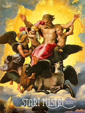 Staří Mistři - nástěnný kalendář 2012