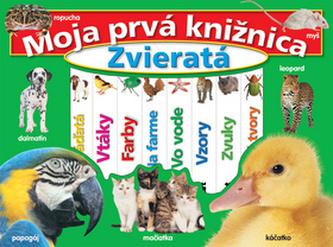 Moja prvá knižnica Zvieratá