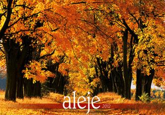 Aleje - nástěnný kalendář 2012