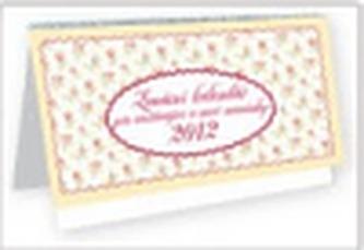 Lunární kalendář pro nastávající a nové maminky 2012