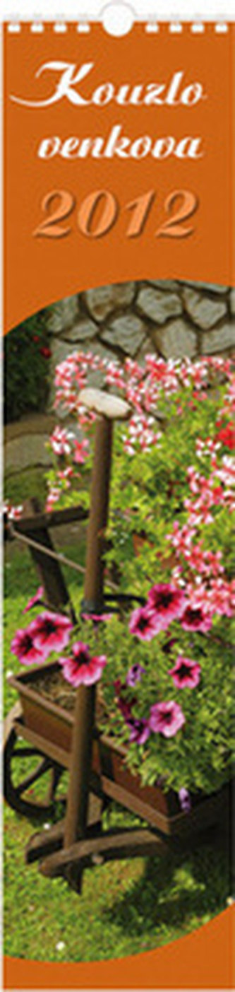 Kouzlo venkova 2012 - nástěnný kalendář