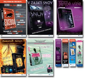 Propagačné materiály jeseň 2011