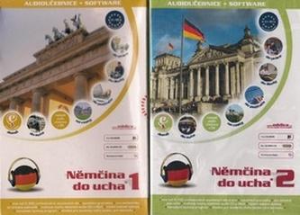 Němčina do ucha 1.+.2.