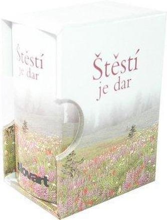 Štěstí je dar (krabička) - Exleyová Helen