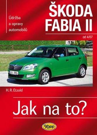 Škoda Fabia II. od 4/07 - Hans-Rüdiger Etzold