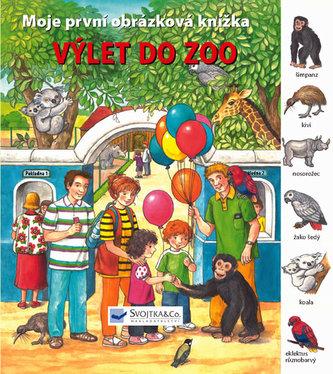 Výlet do ZOO – Moje první obrázková knížka