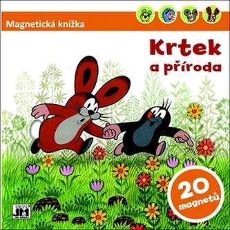 Magnetická knížka Krtek a příroda