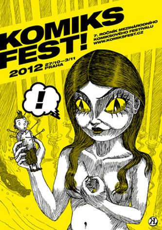KomiksFEST! revue 05