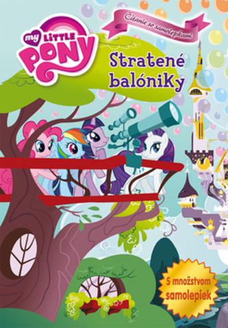 My little Ponny Stratené balóniky