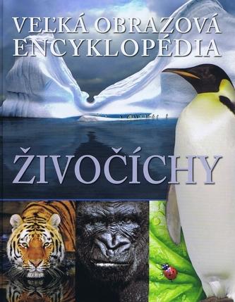 Veľká obrazová encyklopédia Živočíchy