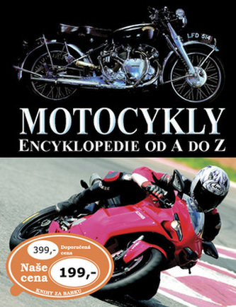 Motocykly Encyklopedie od A do Z