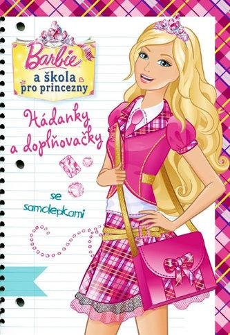 Barbie a škola pro princezny