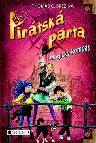 Pirátská parta Magický kompas