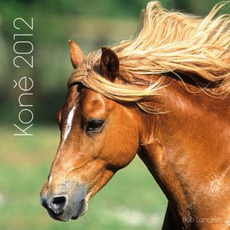 Koně 2012 - nástěnný kalendář