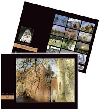 Eva Pilarová Fotoobrázky - nástěnný kalendář 2012