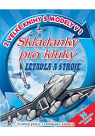 Skládanky pro kluky Letadla a stroje