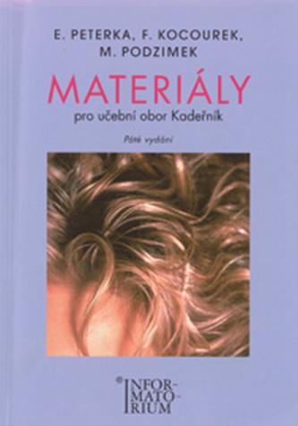 Materiály učební obor Kadeřník - Emanuel Peterka