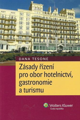 Zásady řízení pro obor hotelnictví, gastronomie a turismu - Náhled učebnice