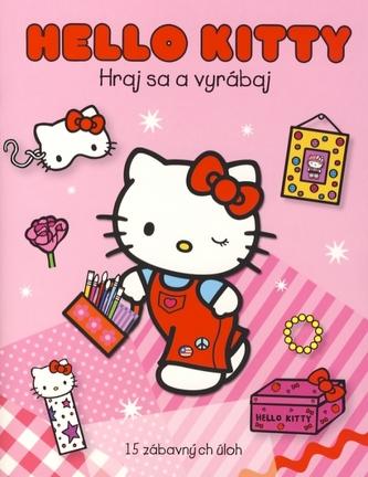 Hello Kitty Hraj a vyrábaj