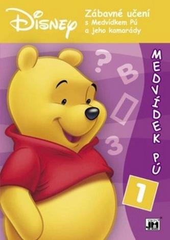 Zábavné učení Medvídek Pú