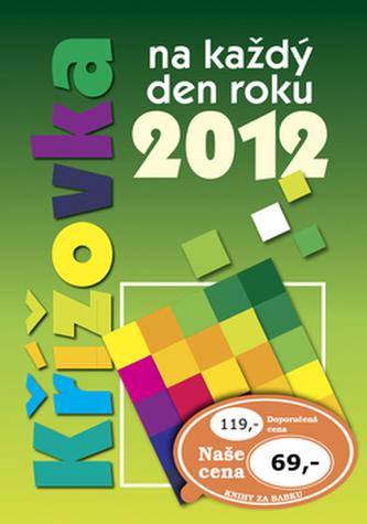 Křížovka na každý den roku 2012