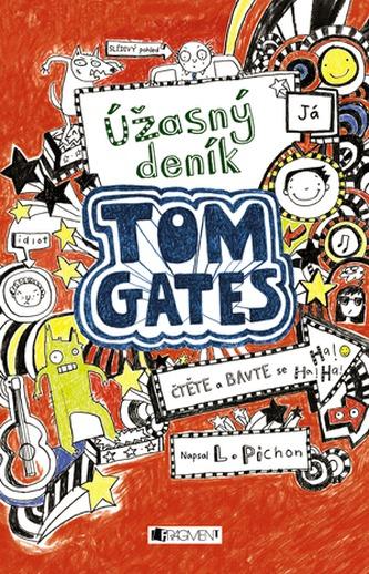 Úžasný deník Tom Gates - Pichon Liz