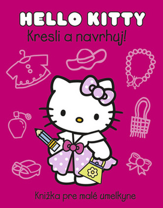Hello Kitty Kresli a navrhuj!