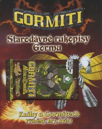 Gormiti Starodávné rukopisy Gormu