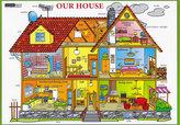 Karta Our House - Náš dům