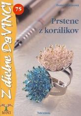 Prstene z korálikov