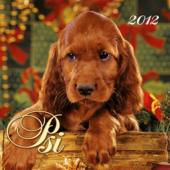 Psi - nástěnný kalendář 2012