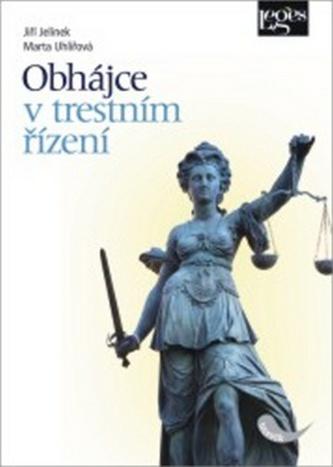 Obhájce v trestním řízení - Jiří Jelínek