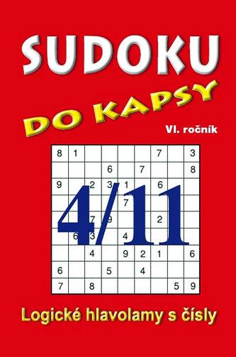 Sudoku do kapsy 4/2011