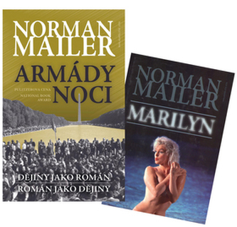 Balíček 2 ks Armády noci + Marilyn