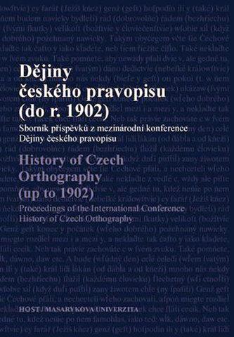 Dějiny českého pravopisu (do roku 1902)