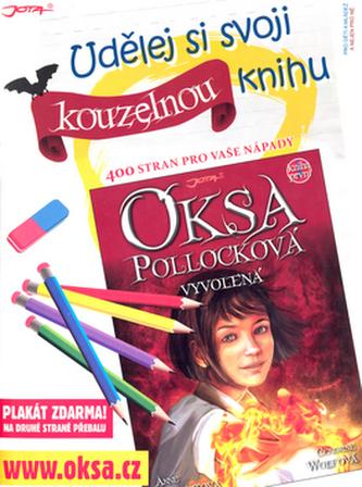Udělej si svoji kouzelnou knihu Oksa Pollocková