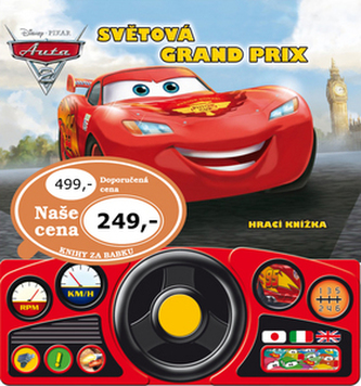 Auta 2 Světová Grand Prix