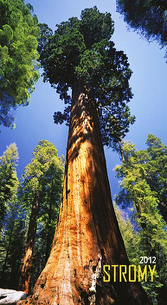 Stromy - nástěnný kalendář 2012
