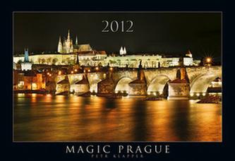 Magic Prague - nástěnný kalendář 2012