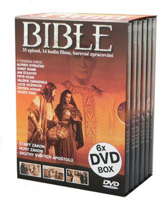 Bible 6xDVD BOX