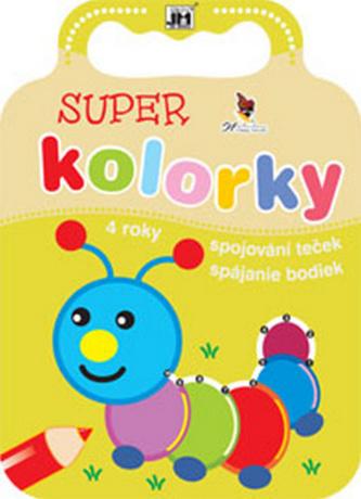Super Kolorky Spojování teček