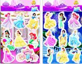 Samolepky Disney Princezny