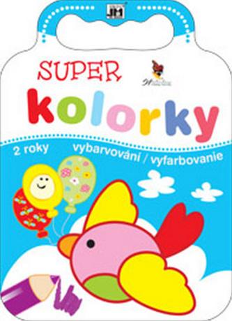Super Kolorky Vybarvování