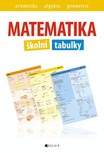 Matematika školní tabulky